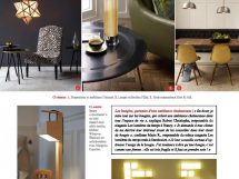 Un article sur la lampe LIFT