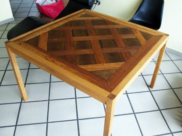 Transformation d'une table basse